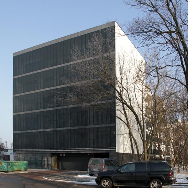Apartamenty Marymoncka projekt BAZA architekci