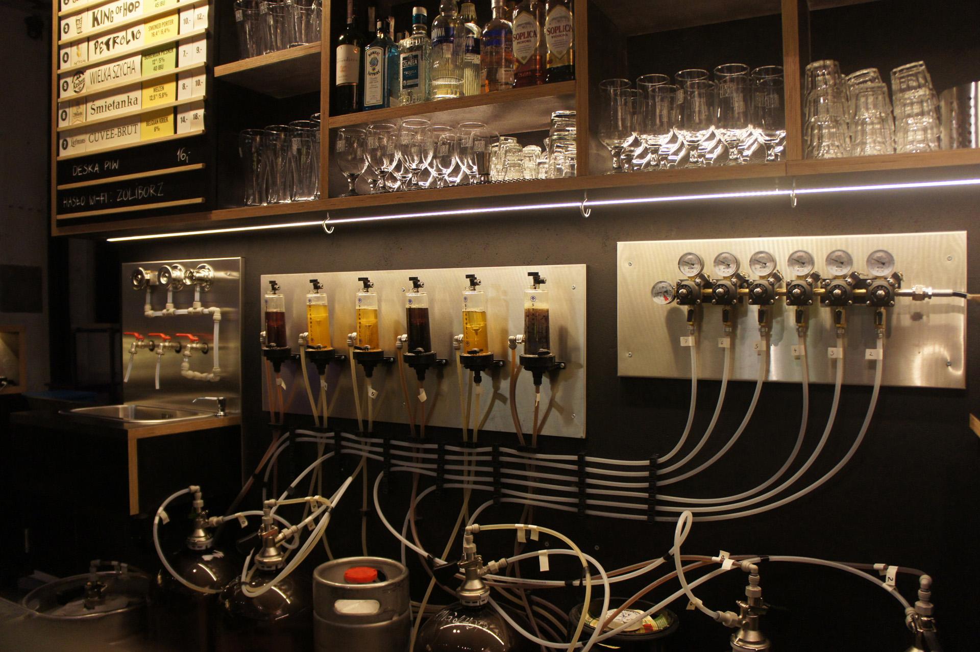 Craft Beer Pub Warszawa Żoliborz